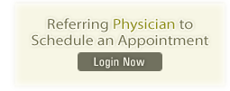 referring physician to schedule an appointment